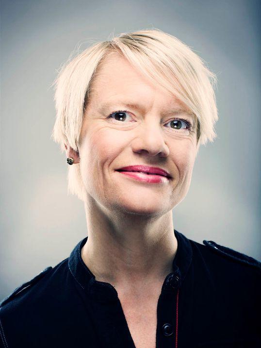 Kommunikasjonssjef Heidi Egede-Nissen i Ventelo sier dataentusiastene aldri har kunnet boltre seg med en kraftigere linje enn den som leveres til årest sammenkomst.