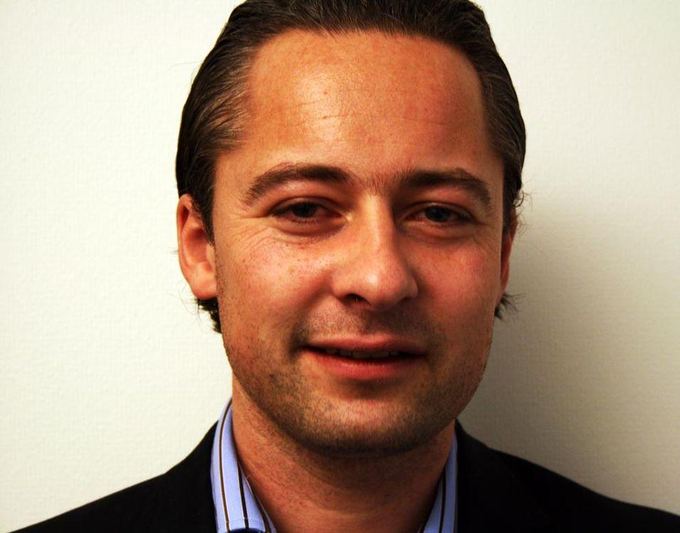 Netcoms innholdssjef Marius Halle.