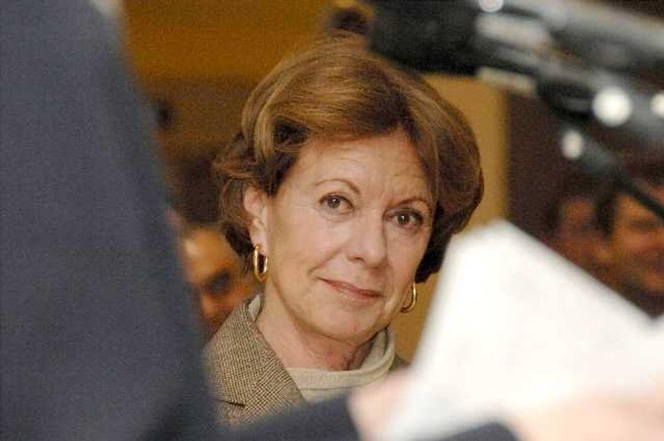 EU-kommisær for telekom, Neelie Kroes vil ha ett felles telemarked i Europa.