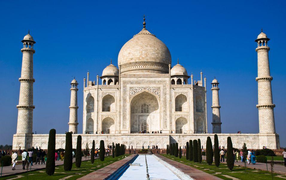 India, her representert ved praktbygget Taj Mahal, er et av mange vekstmarkeder i Østen det ifølge artikkelforfatteren kan høstes viktig lærdom fra.