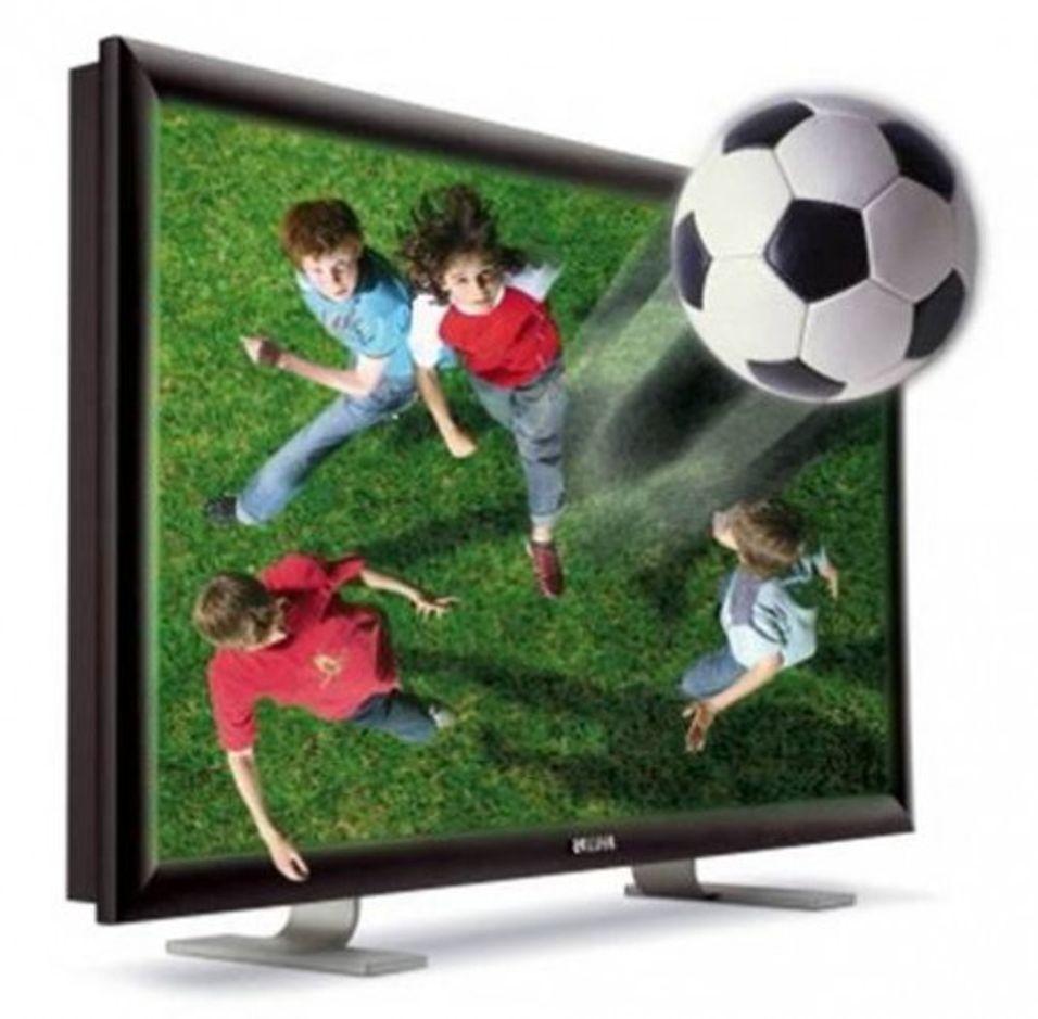 3D-TV fra fotball-VM