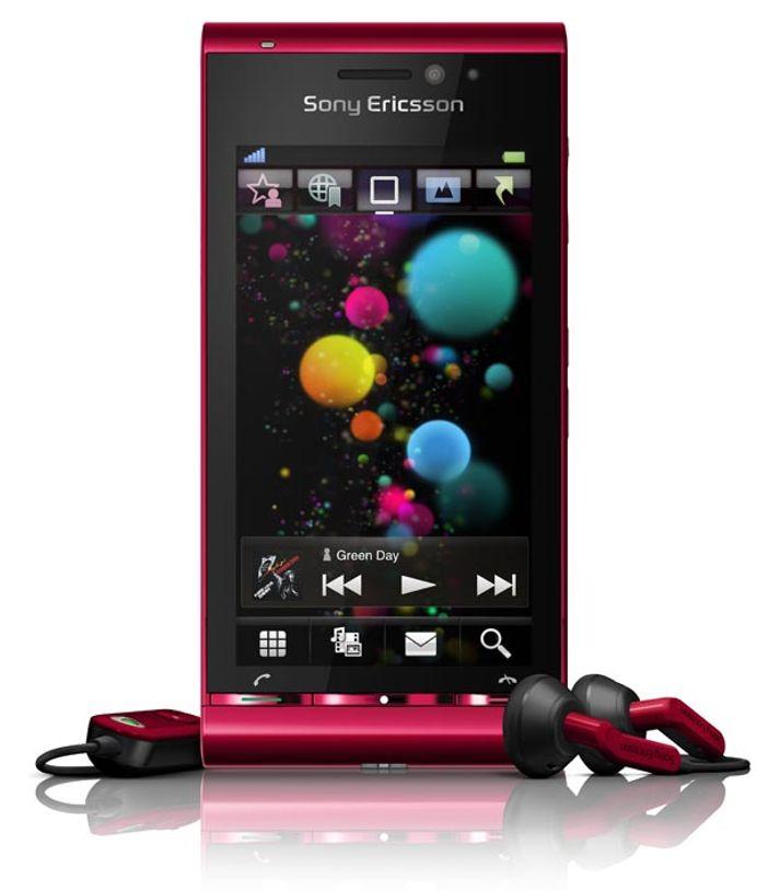 Milliardunderskudd hos Sony Ericsson