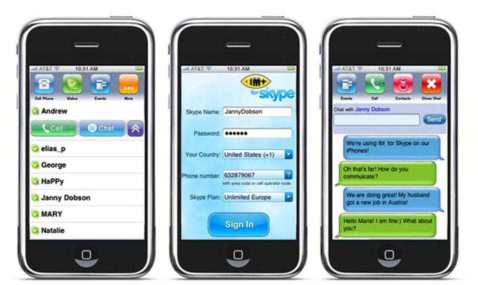 Telefonica tester 02 Connect i Storbritannia, en løsning som fjerne behovet for Skype og andre gratis voip-tjenester.