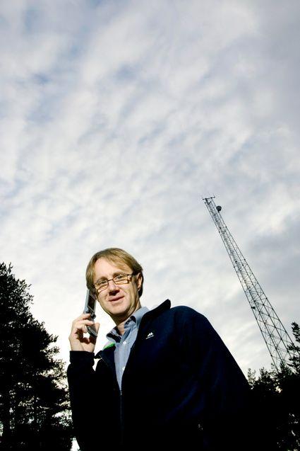 Interferens mellom LTE og kabel-tv er noe som så langt bare er observerbart i laboratoriene. Dekningsdirektør Bjørn Amundsen i Telenor kjenner i dag ikke til fenomenet.