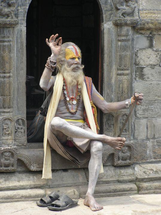 Indiske myndigheter fremstår, i motsetning til denne mannen, som svært lite asketiske i utformingen av de nye lisenskravene.