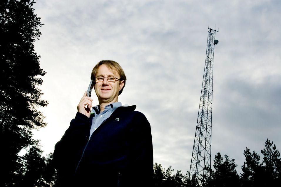 Dekningsdirektør Bjørn Amundsen i Telenor Mobil vil nå gå i dialog med arrangørene av Grenserittet for å sikre tilfredsstillende mobilkapasitet under neste års ritt.