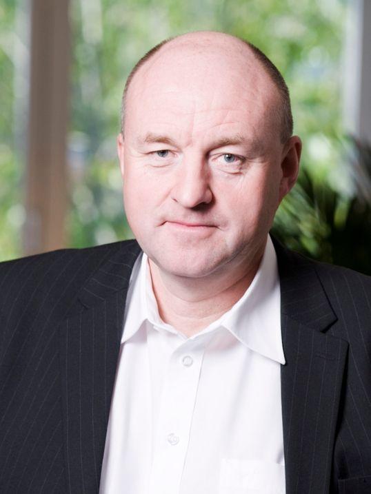 Administrerende direktør Svein Lerkerød i Datametrix skal levere kommunikasjons- og nettverksløsninger til Eidsiva Energi.
