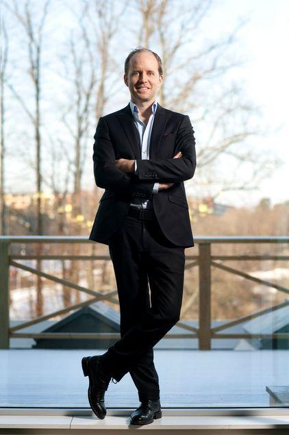 Norden-sjef Thomas Ekman i Tele2 vil ha en fjerdedel av kongeriket Norge.