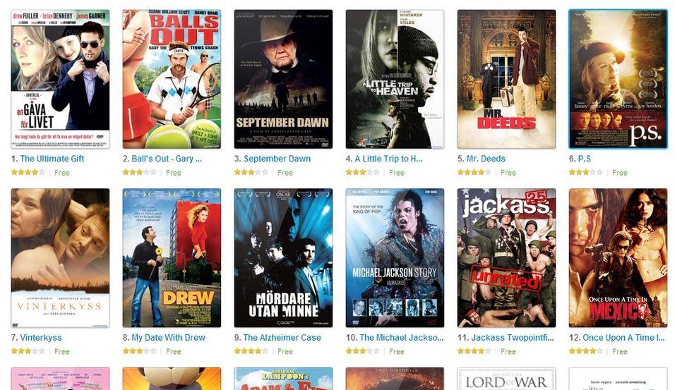 Get kan melde om sterk prosentvis utleievekst i digitalfilmmarkedet. Men konkrete tall oppgir selskapet ikke.