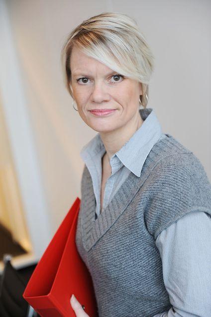 Heidi Egede-Nissen, kommunikasjonssjef i Ventelo.