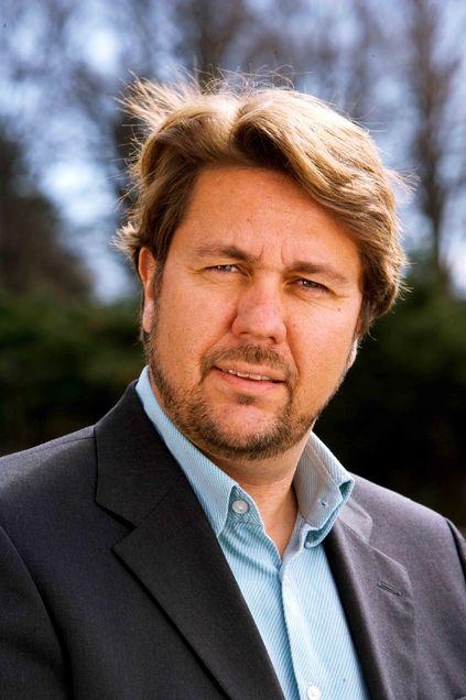 Administrerende direktør i Tele2 Norge, Arild Hustad.