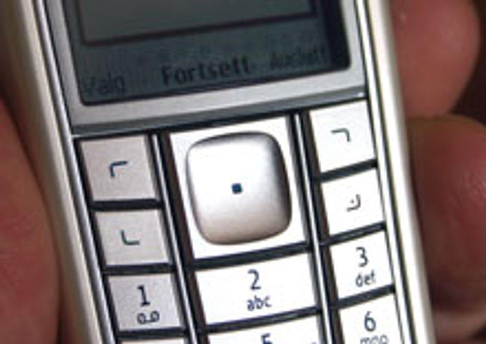 Mobilnummer med 12 siffer
