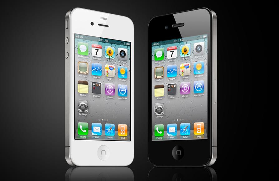 Iphone 4 - årets design og business-mobil 2010