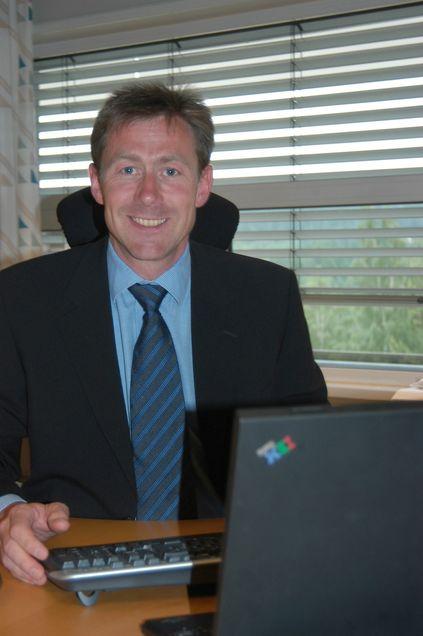 Netnordic-sjef Torbjørn Hulbak styrker posisjonen gjennom oppkjøpet av Scandpower Information Technology.