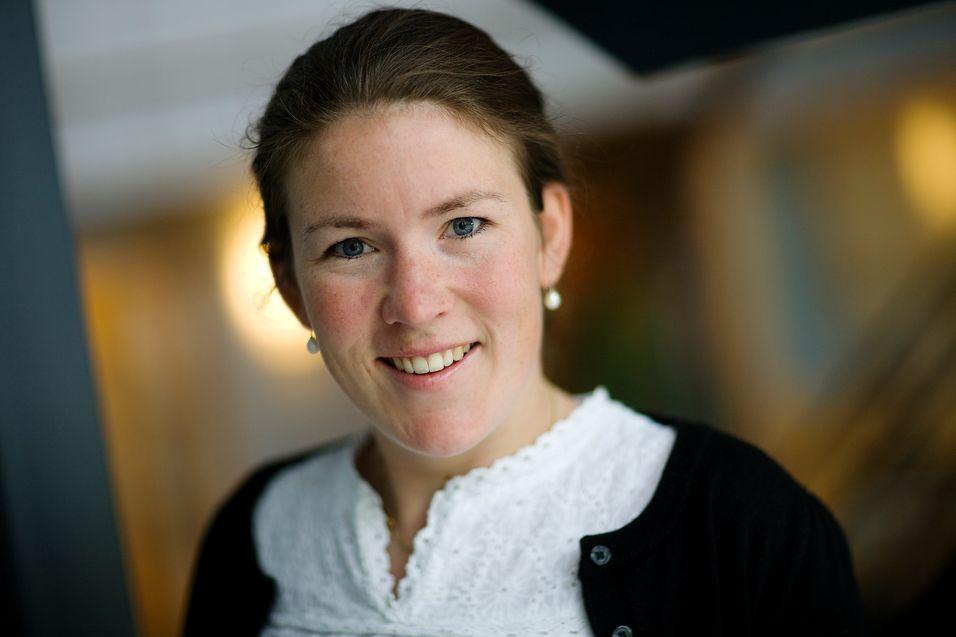 Juridisk rådgiver Charlotte Tvedt i Forbrukerombudet vil ha endringer i reklamekampanjen fra Lycamobile.