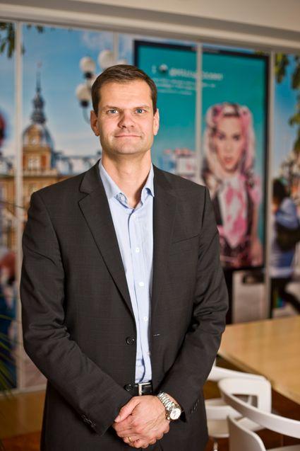 Canal Digital-sjef Patrik Hofbauer.