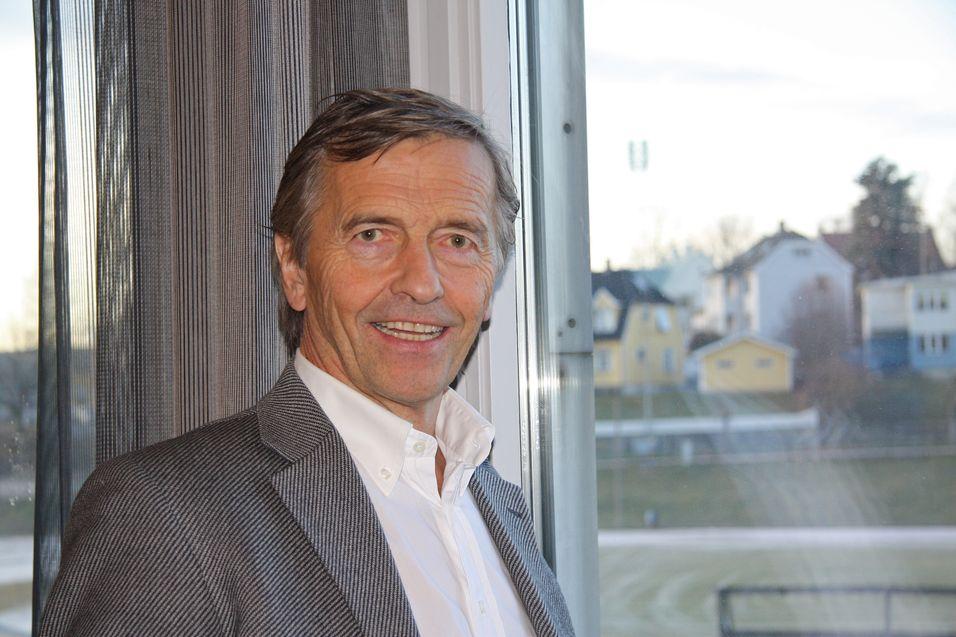 Eidsiva-sjef Ola Mørkved Rinnan har måttet svelge tap på 232 millioner kroner på bredbåndssatsingen. For å rette opp økonomien har selskapet fått tilført nye 130 millioner kroner.