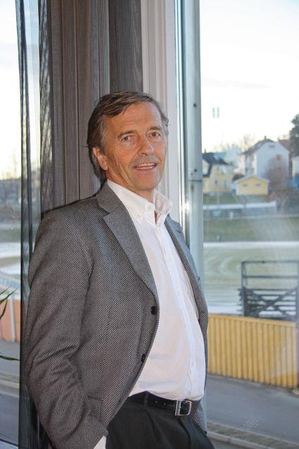 Eidsiva-sjef Ola Mørkved Rinnan får nå del-eierskap i Nextnet og Hafslund telekom nettjenester.