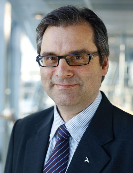 – Etter å ha fungert som leder for Human Resources i syv år, er tiden nå inne for å gå videre, sier Bjørn Magnus Kopperud.