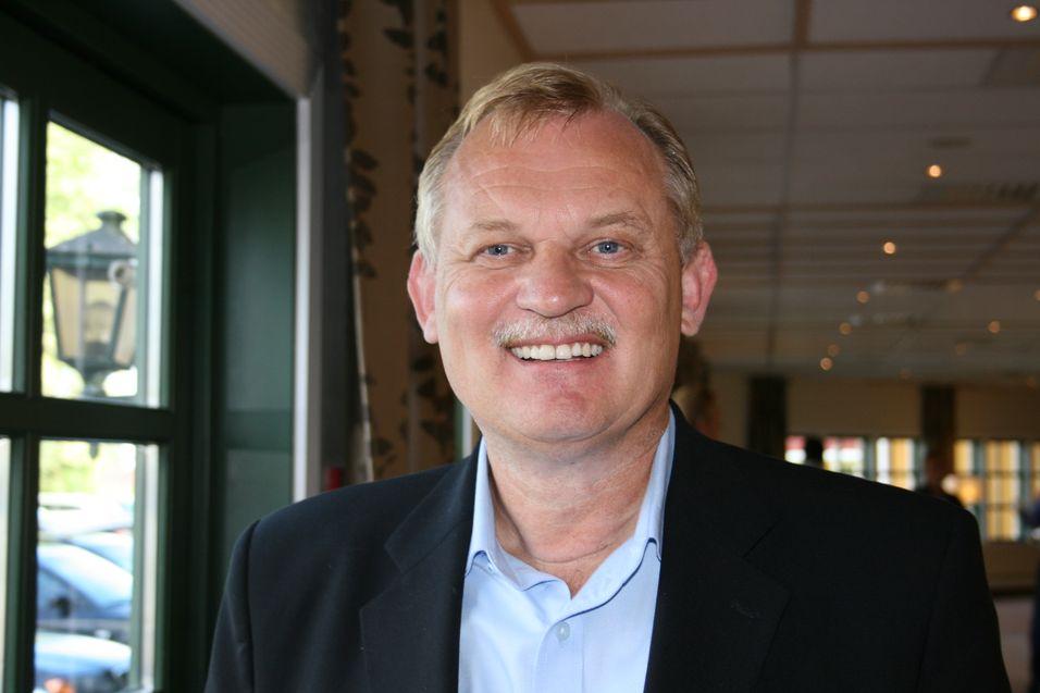 Administrerende direktør Jan Dagfinn Midttun i Nextgentel sikter på milliarden i 2011.
