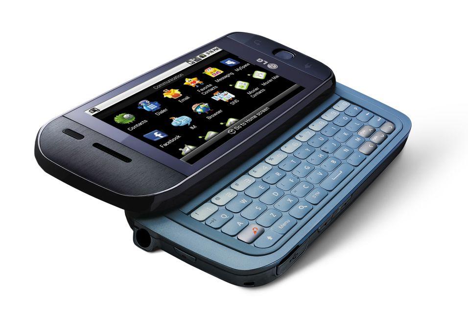 LG vil lansere fremtidige Android-mobiler med treskjerms multimediaplattform.