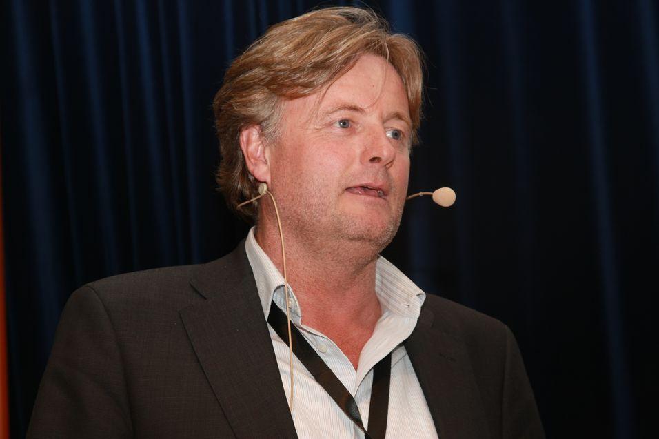Generalsekretær Tore Fuglestad i Norsk fiberforening.