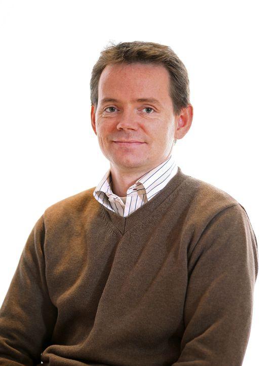 Daglig leder Jakob Seem i Fiberselskapet håper på kundevekst sammen med den nye samarbeidspartneren Netnordic.