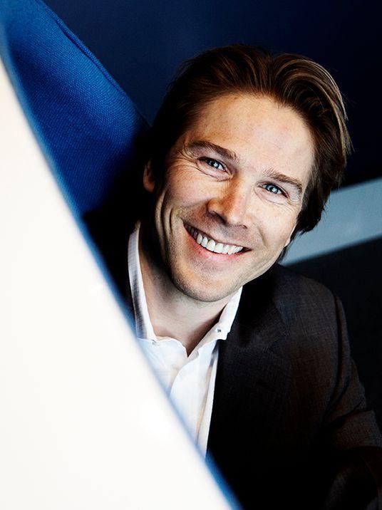 Rolv-Erik Spilling er teknologidirektør i Telenor Norge.