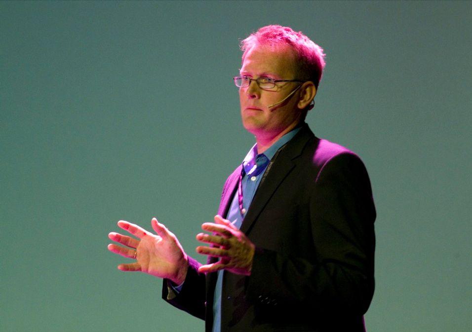 Leif Aarthun Ims, produktdirektør i Lyse.