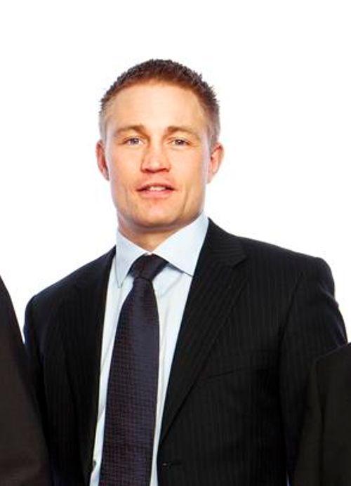 Administrerende direktør Ole E. Pedersen og Broadnet kjøper Troms Krafts fibernett.