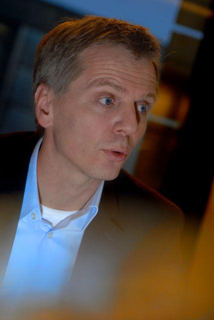 Ragnar Kårhus poengterer at det ikke er avgjort hvorvidt det vil bli nødvendig å si opp noen.