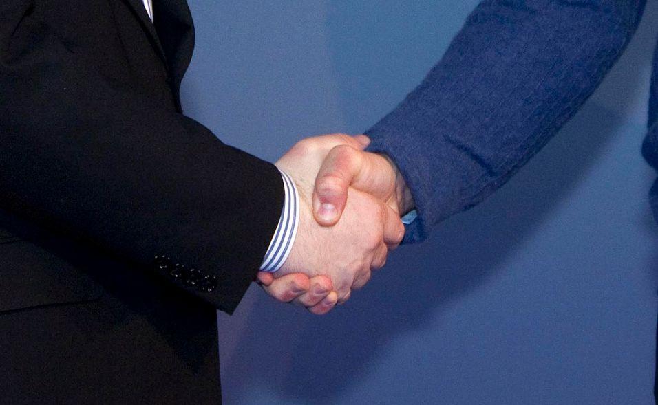 Nokia går i partnerskap med Microsoft