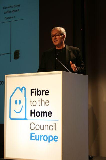 Birger Hauge er en dansk telekom-veteran, som nå jobber med å realisere Infrastructure Clearing House (ICH).
