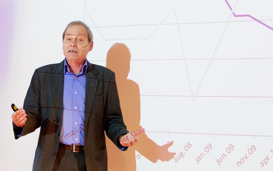 PT-sjef Willy Jensen har sluppet sin siste Ekomrapport som sjef for Post- og teletilsynet.