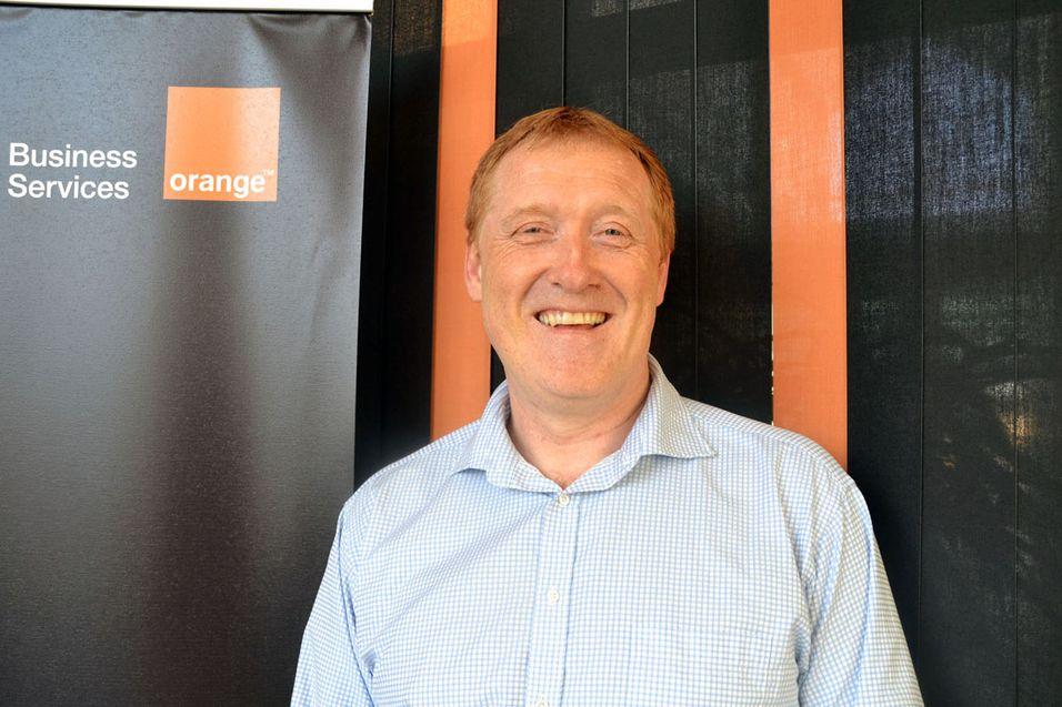 Ketil Heggem sier Orange Business Services ikke bedriver markedsføring i tradisjonell forstand. - Den potensielle kundergruppen teller under 100 selskaper, sier han.