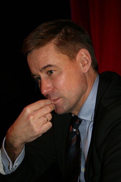 Teliasonera Norge-sjef August Baumann svekkes av Tele2s nettutbygging.
