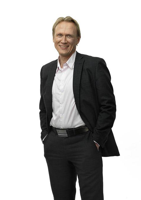 Administrerende direktør i Nextgentel, Rolf Barmen, er svært godt fornøyd med utviklingen i selskapet.