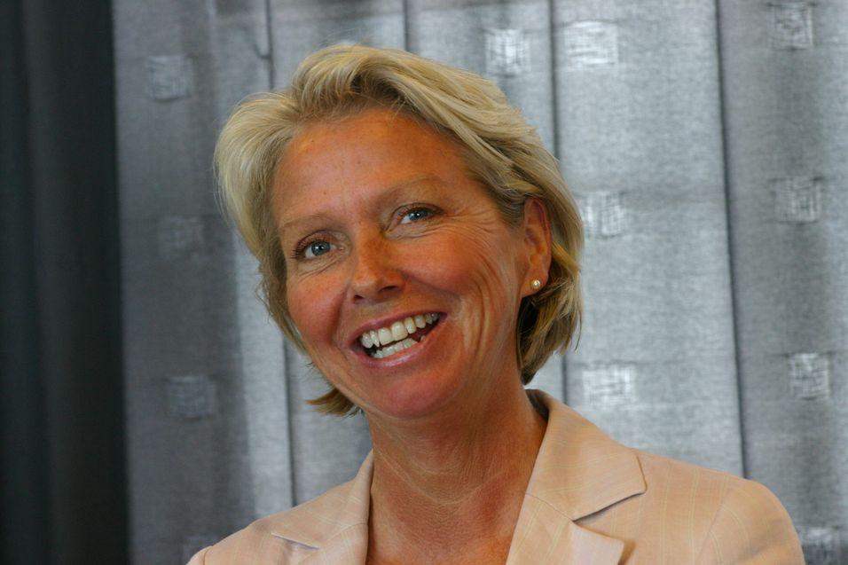 Berit Kjøll blir direktør i Huawei Norge.