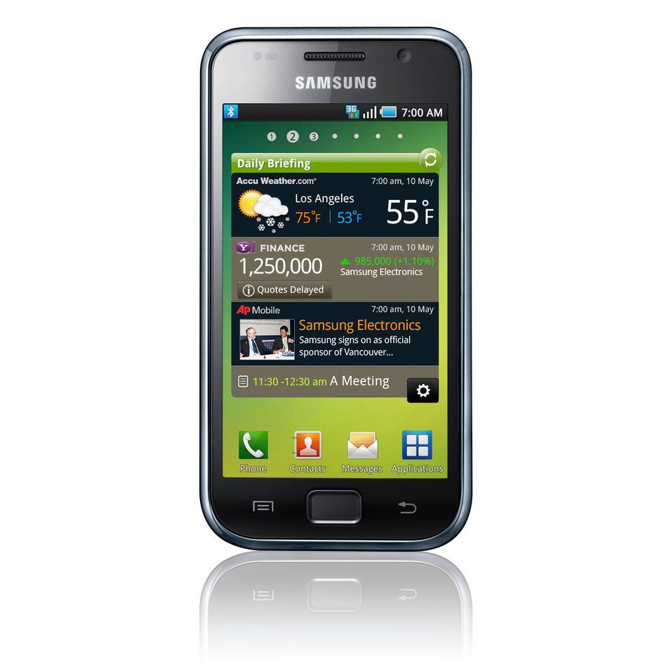 Kanskje kan mobilen få forlenget levetid gjennom egen strømproduksjon.
