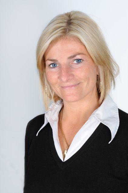 Nina Olufsen, finansdirektør i Ventelo.