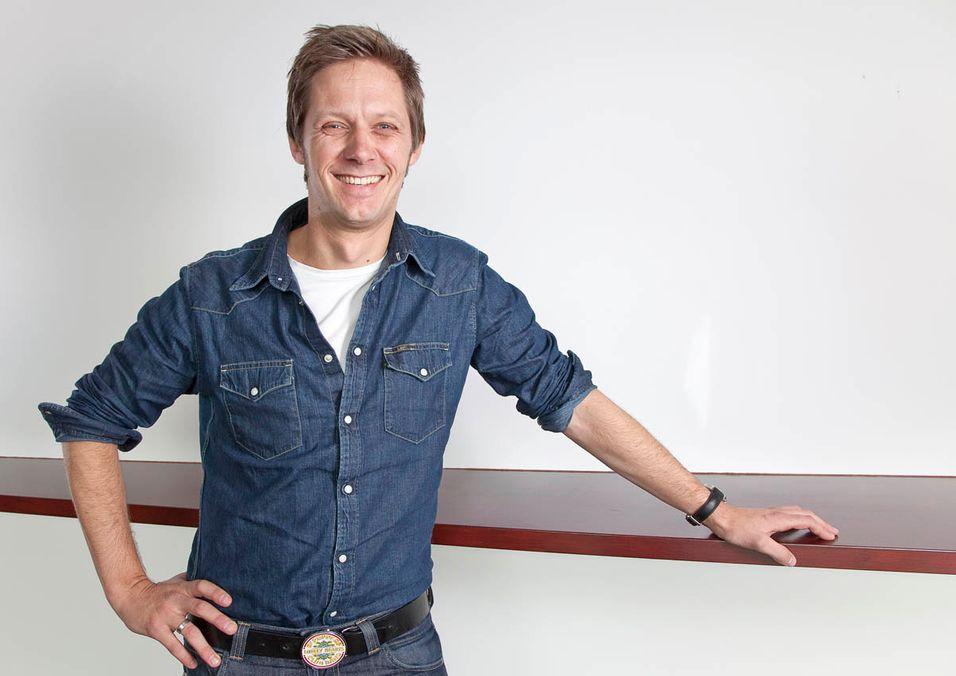 Comoyo-sjef Sven Størmer Thaulow.