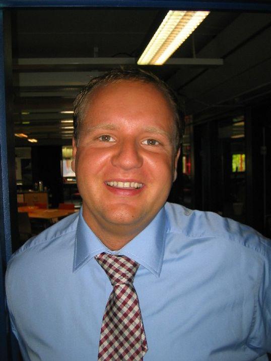 Norgessjef Richard Löfgreen i Qbrick er begeistret for avtalen med HBO Nordic som han mener viser at Qbrick har posisjonert seg helt riktig.
