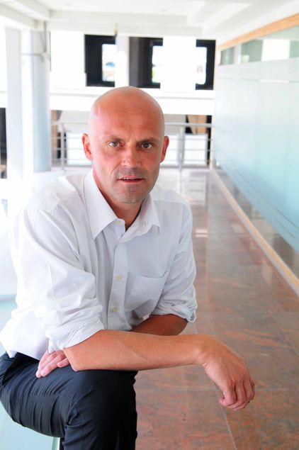 Lars Kristian Iuel er ny sjef i Telenor Pakistan.