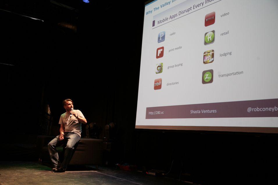 Matthuas Krzykowski i Xyologic mener Android er veien å gå.