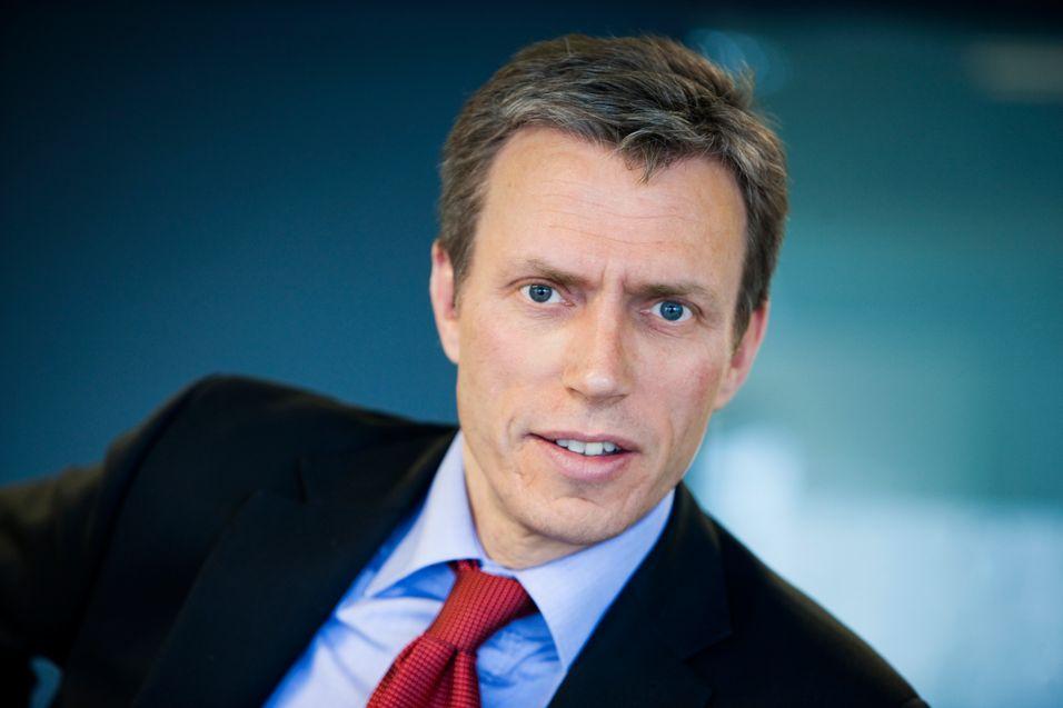 Schibsted-sjef Rolv-Erik Ryssdal ønsker nå å få full kontroll i musikk-tjenesten Wimp.