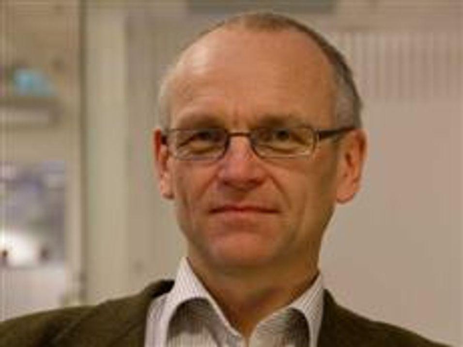 Seksjonssjef Nils Martin Espegren i avdelingen for nettjenester i NVE.