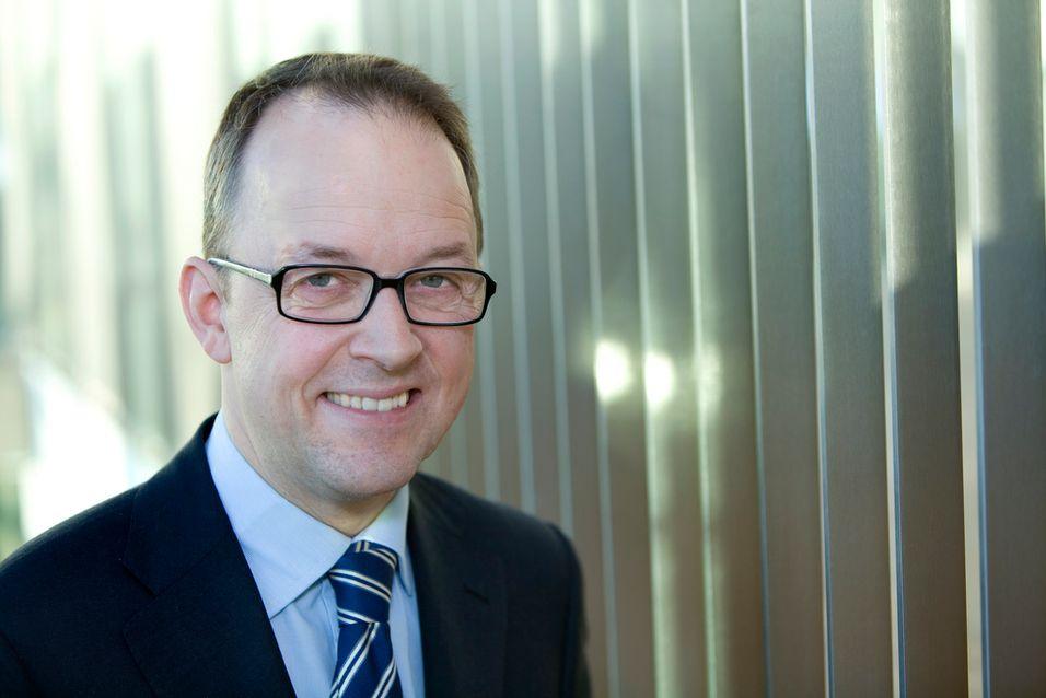 Energi Norge-sjef Oluf Ulseth håper tele- og energibransjen kan finne felles løsninger.