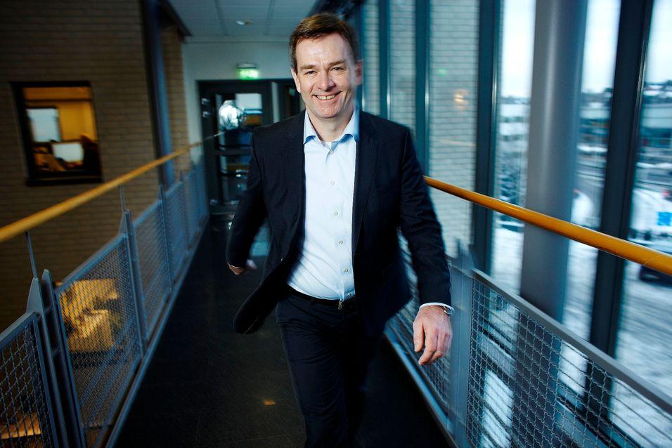 – Denne avtalen er viktig for oss fordi vi har lykkes med å skape et samarbeid hvor begge selskaper som nordiske aktører spiller hverandre gode, sier Jan Søgaard som er administrerende direktør i IP nett.