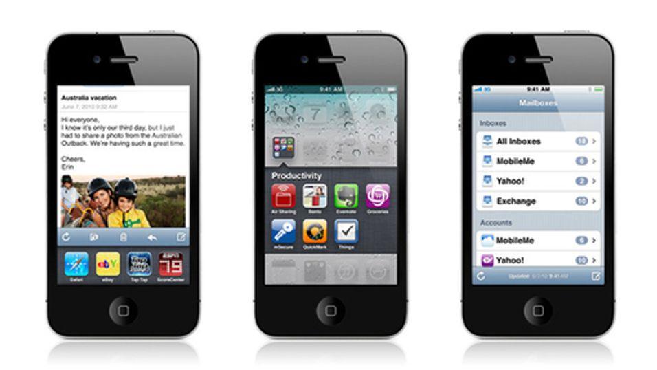 Iphone 4-eiere tror de har 4G-telefon