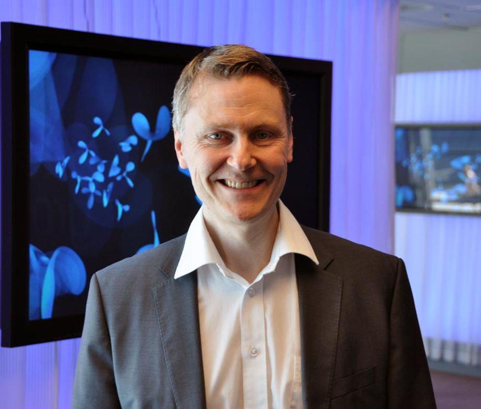 Bjørn Taale Sandberg er ny leder i Telenor Groups avdeling for forskning og fremtidsstudier.